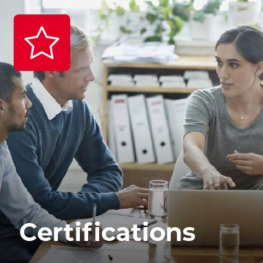 Certifications Anitec