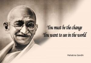 Blog - Ghandi