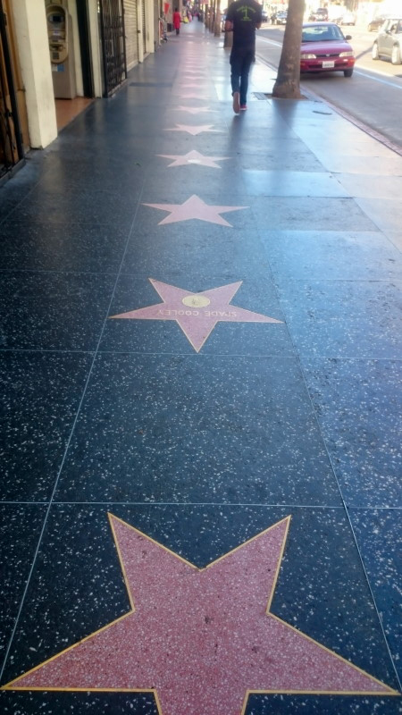 CSILLAGOS ÚT // WALK OF FAME