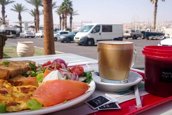 AROMA CAFÉ ON THE BEACH - EILAT