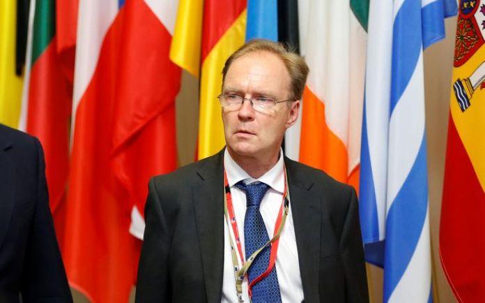 Παραιτήθηκε ο πρεσβευτής της Βρετανίας στην Ε.Ε.