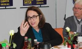 Anja Butschkau übernimmt die Schirmherrschaft über die Veranstaltung. Sie machte auf die wichtige Arbeit von bodo, ObdachlosenKaffee und Gast-Haus aufmerksam und würdigte deren Engagement.