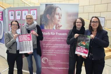 Auftakt Kampagne Stark für Frauen 2/2, 28.02.2018