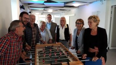 Besuch Kinder- und Jugendtreff Böcinghausen, 17.09.2018 2