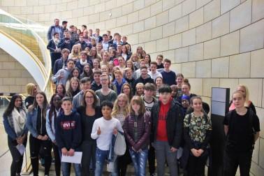 Besuchergruppe Marie-Reinders-Realschule 3/3, 27.09.2017