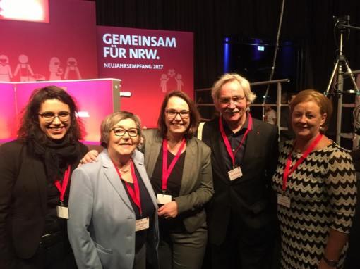 Neujahrsempfang SPD-Landtagsfraktion 1, 28.01.2017