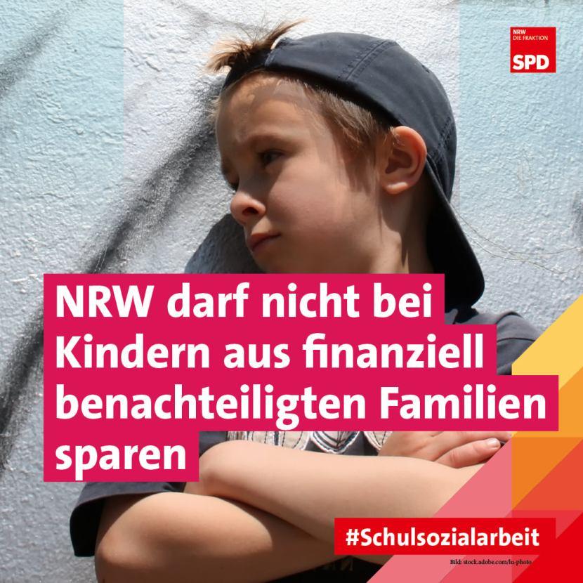 Schulsozialarbeit NRW