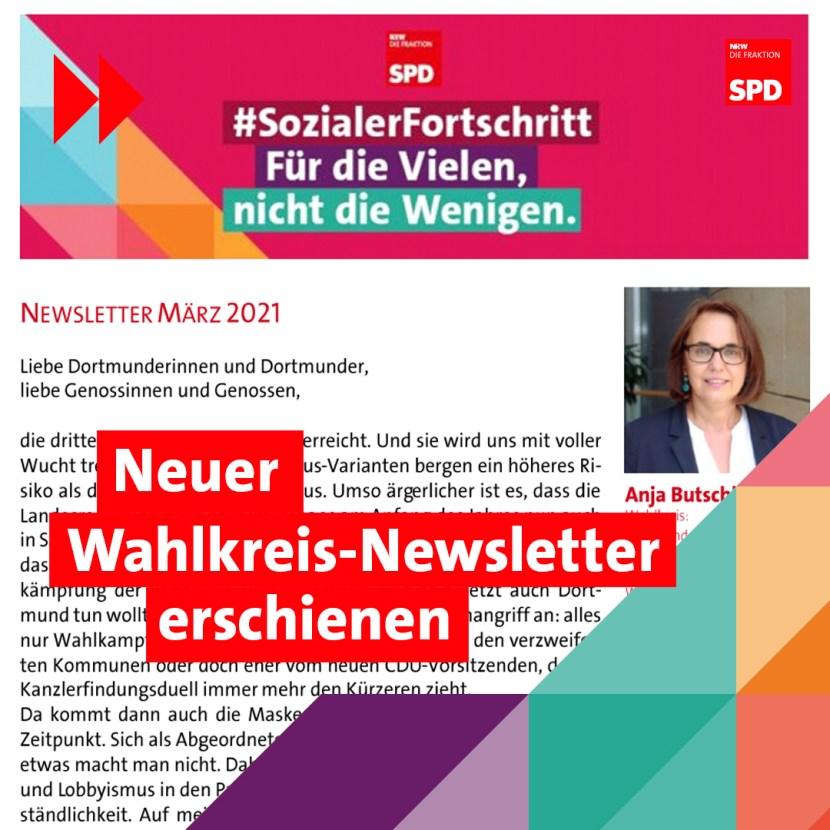 Newsletter März 2021