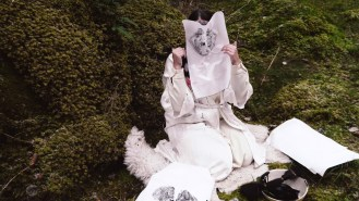 Anja Marais Video 1000 FACES - PIXELATION ANIMATION