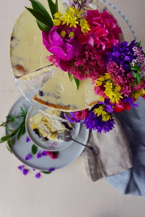 Zuckerblumen Fur Tortendeko Selber Machen Gezuckerte Rosen