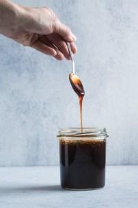 Naturlig æblesirup uden tilsat sukker