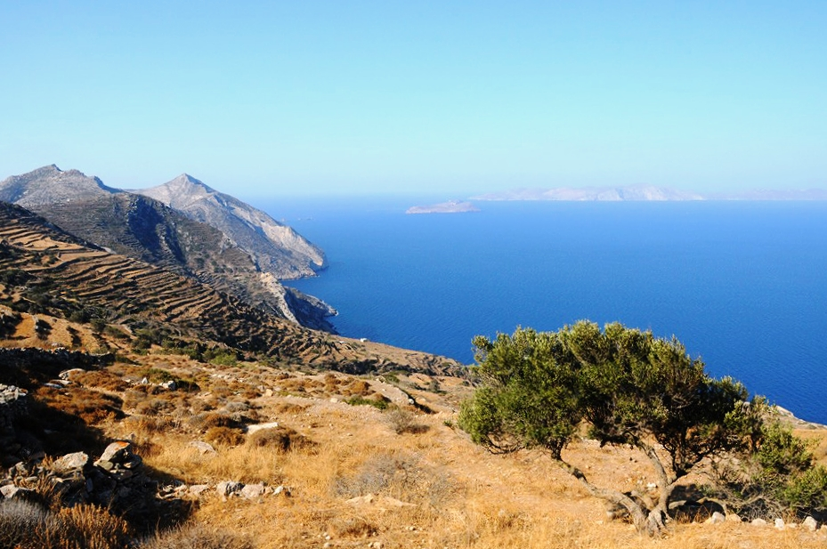 Walking the Aegean Islands