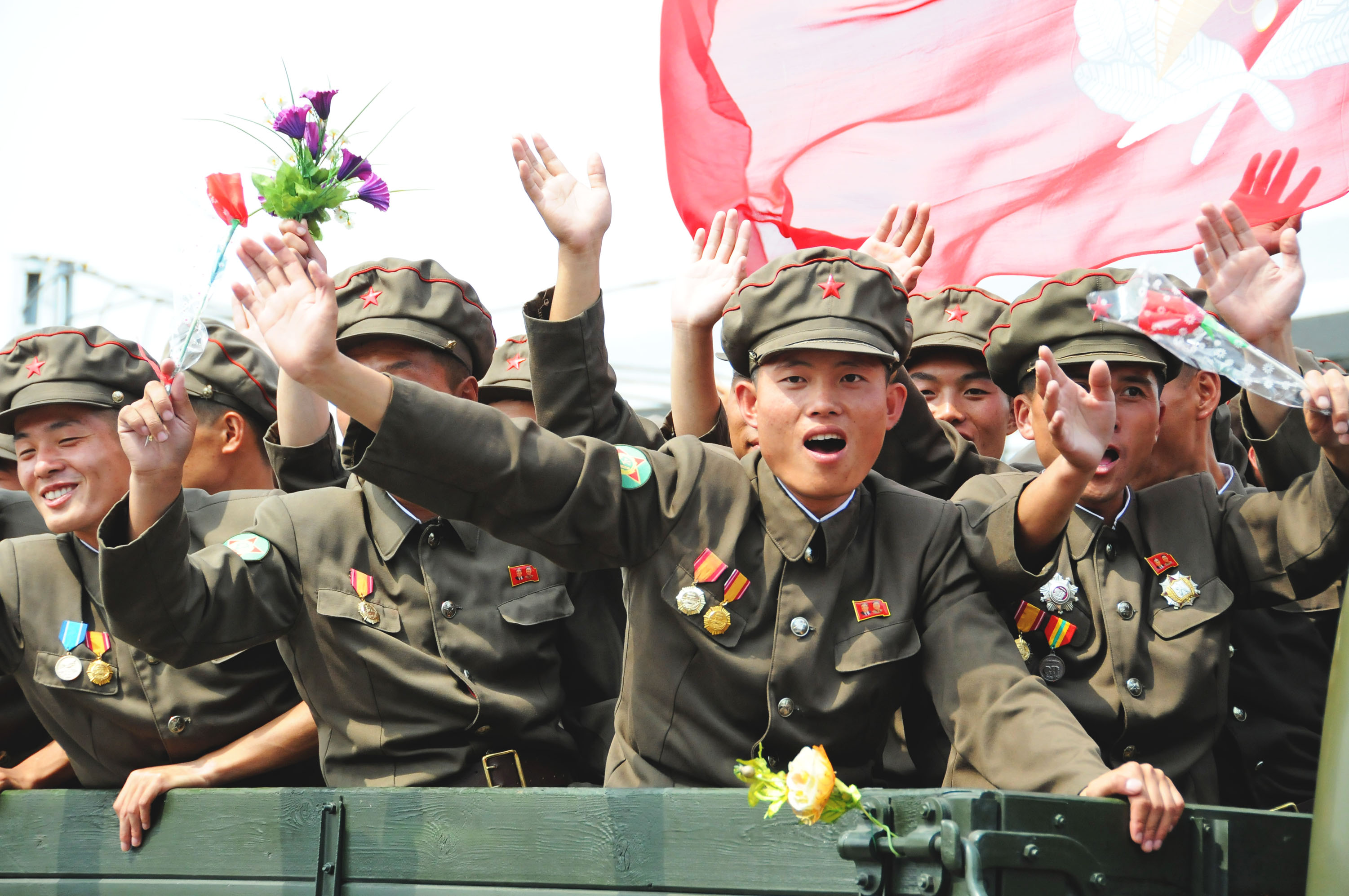 ANJCI ALL OVER | North Korea