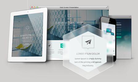 Theme WordPress Blog Pribadi