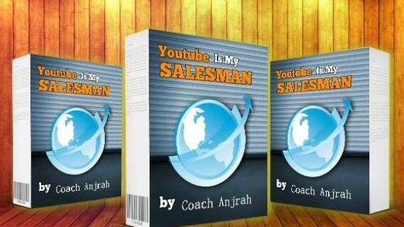 Prelaunch Youtube Is My Salesman – Tutorial Memasarkan Produk / Jasa Lewat Youtube yang Simpel tetapi JOSSS Hasilnya