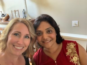 Sheryl Parbhoo, Anju Gattani, Podcast, Fiction author, multicultural, women's fiction, literature