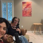 Anju Gattani, Sheryl Parbhoo, Fiction Author, Podcast, Recording, Diwali, Festival of Lights