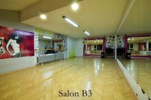 Latino Dans St+-dyosu Kavakl¦-dere +Şubesi Salon B3.2