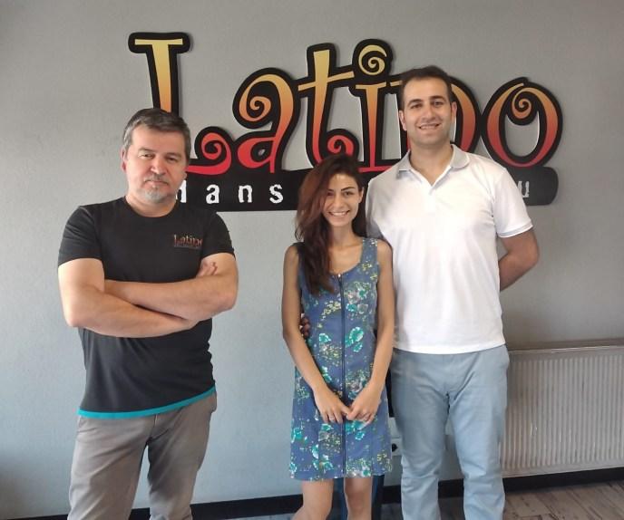 Ankara düğün dansı ilk dans latino dans stüdyosu
