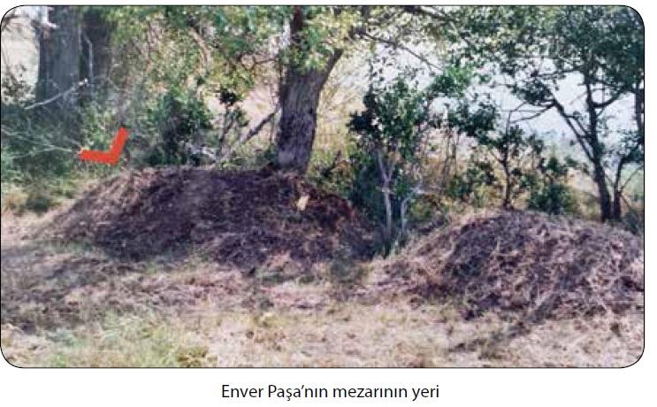 Enver Paşa'nın naaşını 74 yıl boyunca kim sakladı?