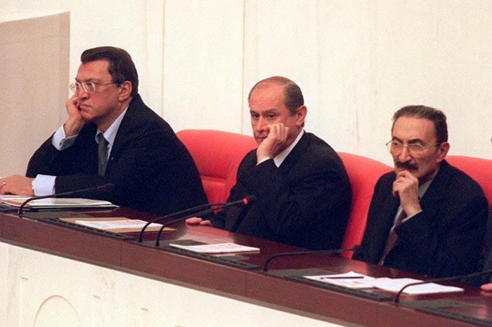 Ecevit'in Başbakanlık teklifini de reddetmiş