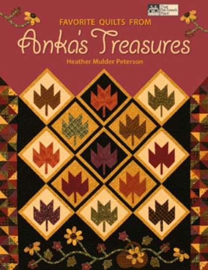Favorite Quilts from Anka's Treasures