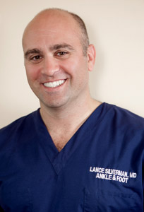 Dr. Lance Silverman, Minneapolis bunion surgeon