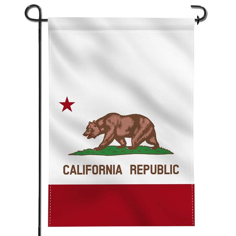 California Garden Flag