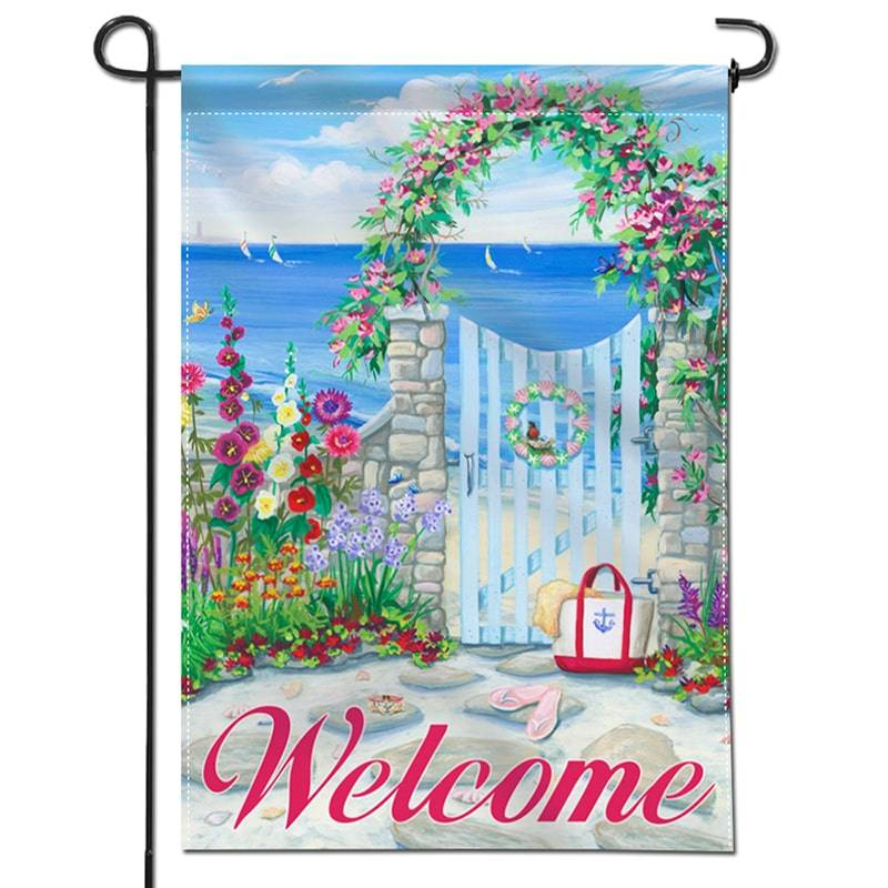 Coastal Gate Welcome