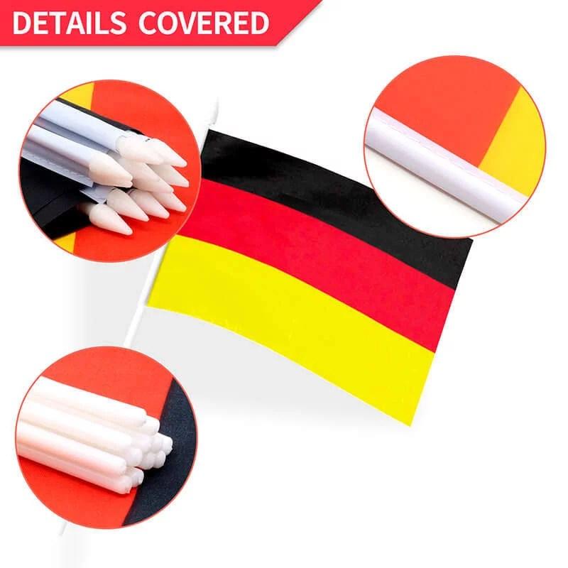 German Stick Flag