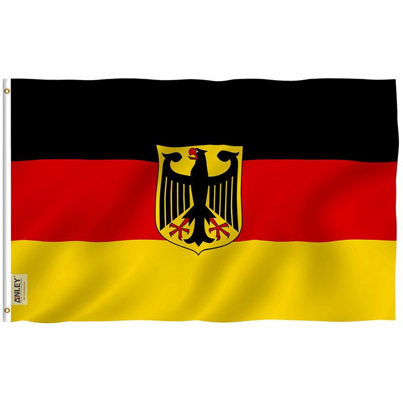 German Eagle flag