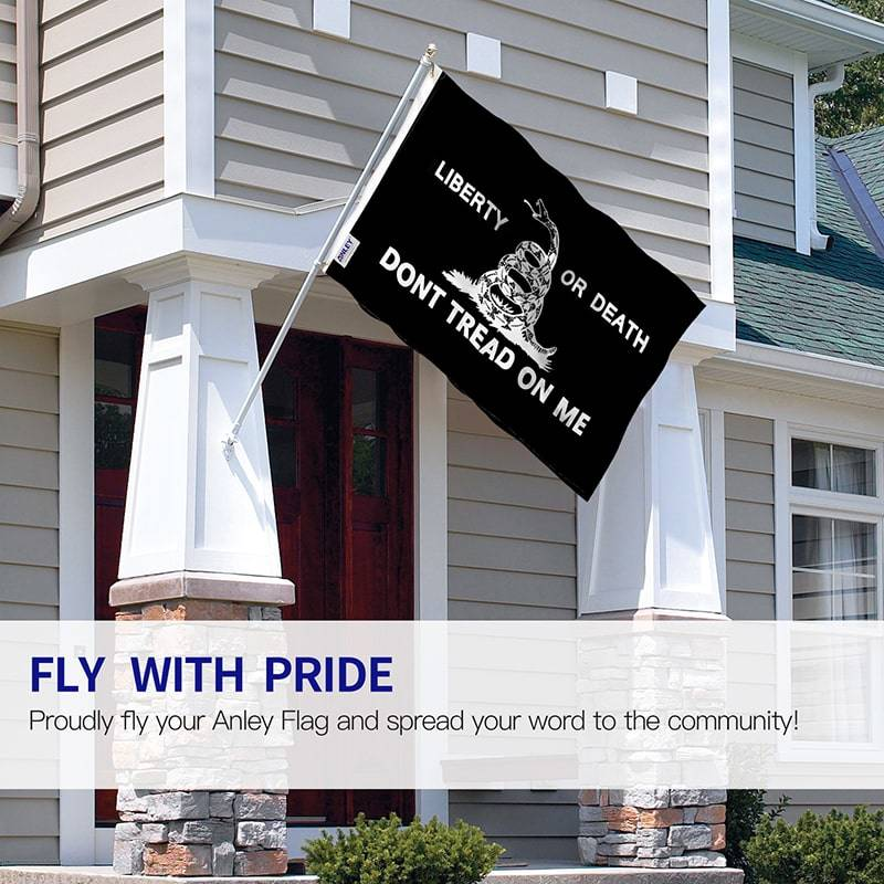 Liberty or death Gadsden flag