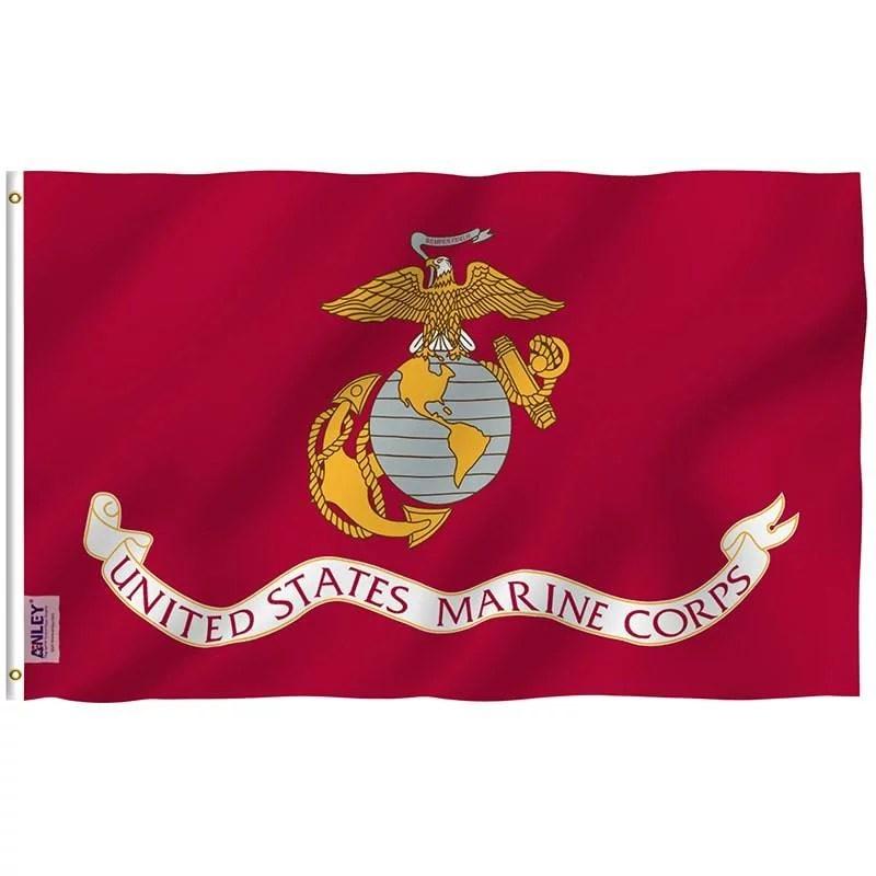 US Marine Flag