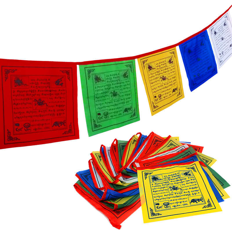Tibet Buddhist Prayer Flag – Anley Flags