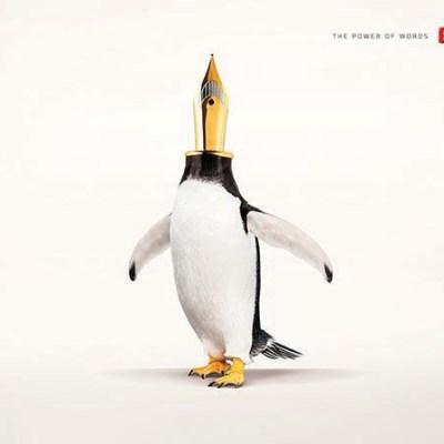 Scrabble Penguin