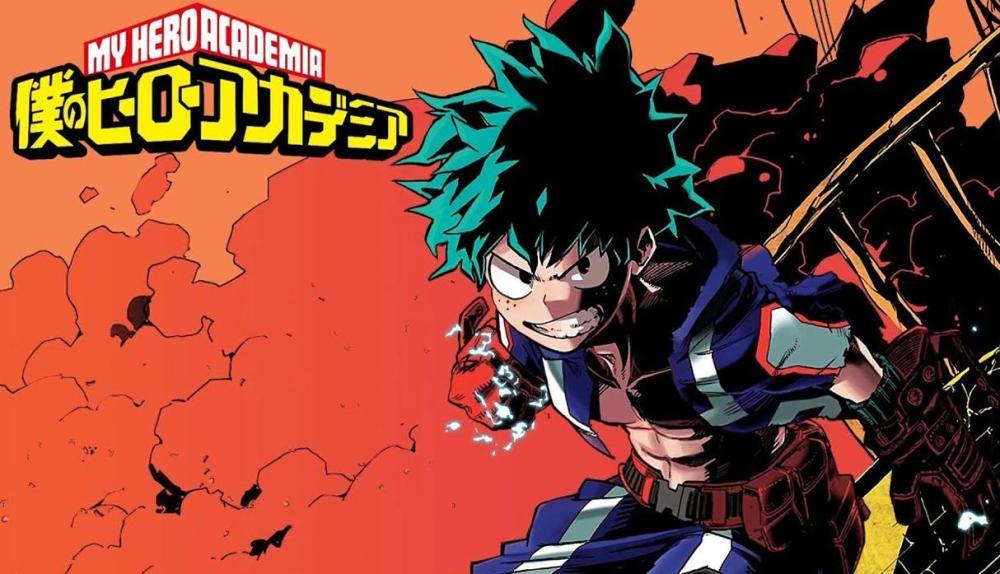 Boku No Hero Academia anuncia un manga Spin-Off