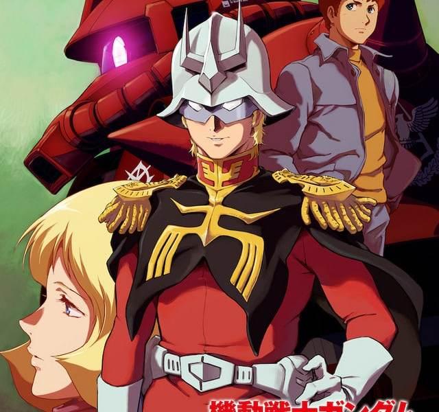 Adelanto visual de Gundam Origin