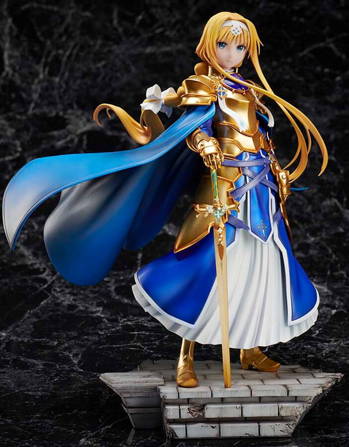 Alice de Sword Art Online: Alicization estrena una figura anime a escala