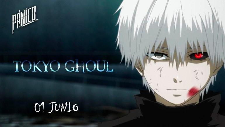 Tokyo Ghoul Panico