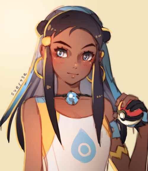 pokemon nessa