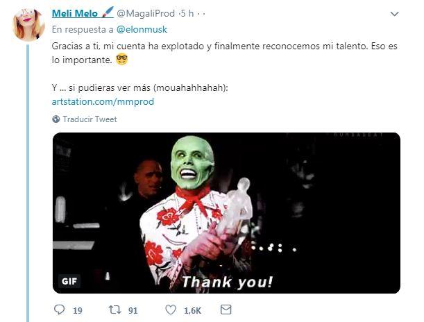 Elon Musk elimina cuenta de Twitter