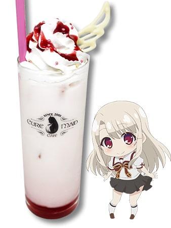Pasa una tarde llena de moe en la nueva cafetería de Fate/kaleid liner Prisma Illya