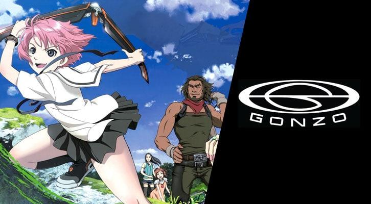 El estudio GONZO transfiere derechos de animes a un nuevo estudio