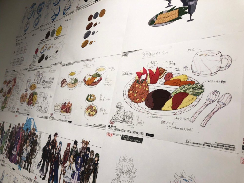 Tate no Yuusha Nariagari nos muestra material inédito del anime