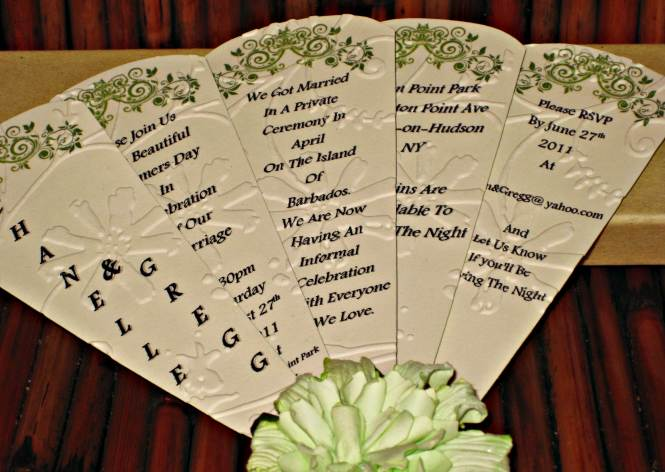 Fan Wedding Invitations Supplieranufacturers At Alibaba Com