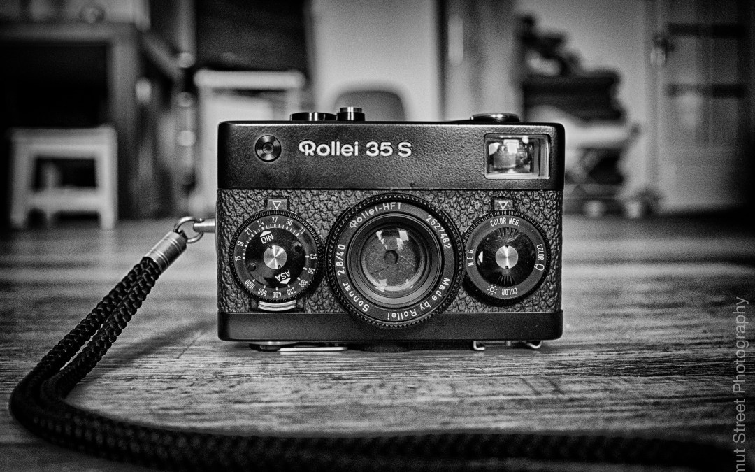 What I got in the mail this weekend – A Time Machine back to film photography!