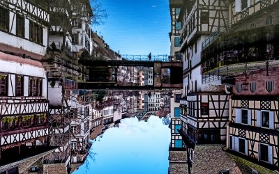 Upside down: New perspectives