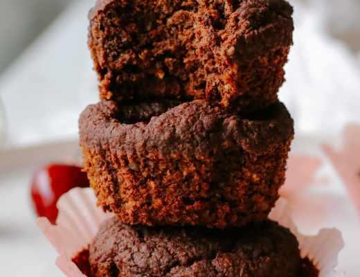 glutenfreie schoko muffins