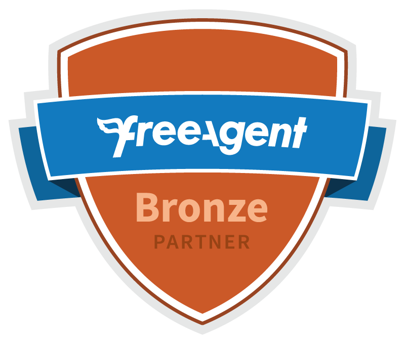FreeAgent Bronze Partner