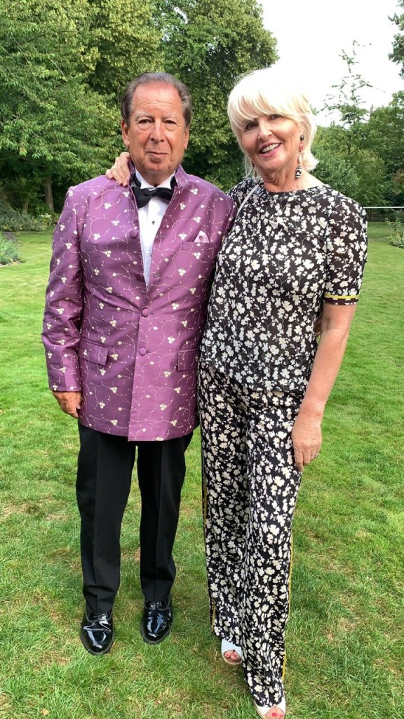 Annabel & Husband from post: What is it like turning 60? Is it all downhill or are there some positives?